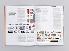 Infographics and illustrations / The Outpost by Romualdo Faura