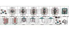 Dwg Adı : 5 katlı apartman projesi  İndirme Linki : http://www.dwgindir.com/puanli/puanli-2-boyutlu-dwgler/puanli-yapi-ve-binalar/5-katli-apartman-projesi.html