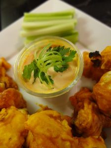 Wacky Buffalo Wings the whole family and all your friends can enjoy.. gluten free & vegetarian! at theperkypoppy.com