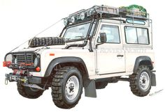 Land Rover Defender 90, 110, 130 Accessories, Engine, Filters, Fuel, Exhaust, Cooling & Heating, Clutch, Transmission, Steering, Brakes, Drivetrain, Suspension, Chassis, Body, Electrical Parts and Accessories Available from RoversNorth.com - Land Rover Parts | Rovers North