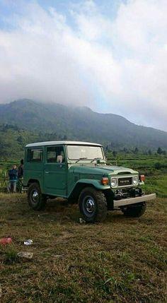 FJ40 Toyota Lc, Toyota Fj40, Toyota Fj Cruiser, Toyota Trucks, 4x4 Trucks, Daihatsu, Off Road Adventure, Car Goals, Jeep Cj