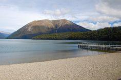 Lake Nelson, New Zealand