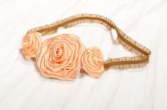 Una bella fascia per capelli  di Tullemania Handmade Boutique  su DaWanda.com