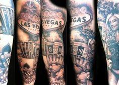 """Tattoo by Walter """"Sausage"""" Frank @ Revolt Tattoos #jointherevolt http://revolttattoos.com/walter-sausage-frank/"""
