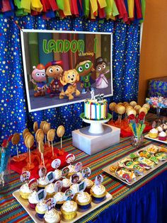 Landon Super Why Birthday (105) | by Sweet Designs by Barbara