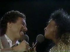 ▶ Missing You Diana Ross & Smokey Robinson Magical chemistry!
