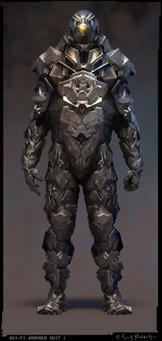 Armored Suit 1
