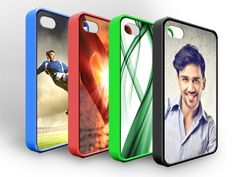 Personalized Iphone Case - Each iphone case comes with a screen protector as well as a cleaning cloth.