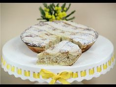 Join Rossella and Nonna Gilda Taormina as they make the traditional Easter dessert from Naples: Pastiera di Grano - Easter Wheat Pie. This pie is also known . Best Italian Recipes, Italian Desserts, Favorite Recipes, Pie Recipes, Cookie Recipes, Dessert Recipes, Lamb Recipes, Delicious Recipes, Lemon Ricotta Cake