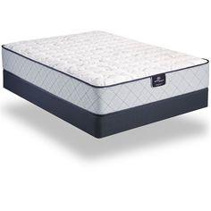 Serta Perfect Sleeper Sonoma Trace Extra Firm Mattress Set