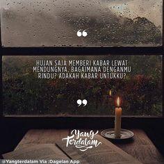 Bila rinduku tak bersambut, masihkah pantas namamu yang ku sebut? Kiriman dari @alyakhrnnisa #Berbagirasa #yangterdalam #quote #poetry #poet #poem #puisi #sajak