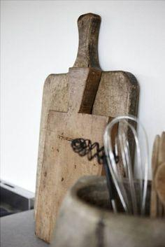 küche mit zwei schneidebretter aus holz - Schneidebrett aus Holz – 27 veschiedene Modelle