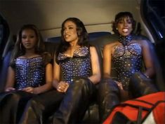 """mtvstyle: """" #throwback Destiny's Child preparing for their first VMAs """""""