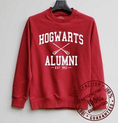 Hogwarts Alumni Shirt Harry Potter by SweaterWeather2014 on Etsy