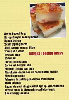 Bingka tepung beras
