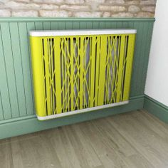 Designer radiator covers, tv covers and console tables - Couture Radiator Covers