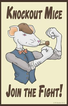 Knockout Mice—Join the fight!