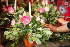 Flower Arranging in Milton Keynes