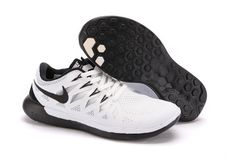 hot sales ebd50 20765 nike free run 5.0 homme 2014 noir blanc