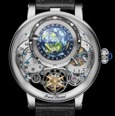Bovet is a unique brand in the landscape of contemporary horology. On one end, it is unconstrained by anything other than its owner's (former pharmaceutical executive Pascal Raffy) fantastical imagination; on the other, everything produced by Bovet is almost unmistakably ...