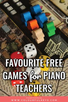Which free piano teaching games are the best? Which ones do you need in your teaching toolkit? These top 9 are the perfect place to start! Preschool Music Lessons, Music Activities For Kids, Music Lessons For Kids, Piano Lessons, Learning Games, Music Theory Games, Music Games, Piano Games, Piano Recital