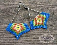 Jewelry Making, Christmas Ornaments, Holiday Decor, Earrings, Handmade, Home Decor, Places, Ear Rings, Stud Earrings