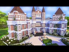 In today's video I build an elite private school for the best kids in Willow Creek. What do you guys think?
