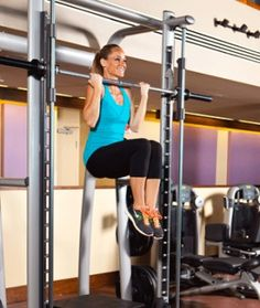Doing pull-ups can give you an exercise of how long your forearms can last without tiring.