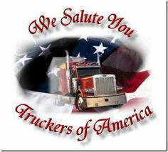LIKE Progressive Truck Driving School: www.facebook.com/... #trucking #truck #driver  We salute you