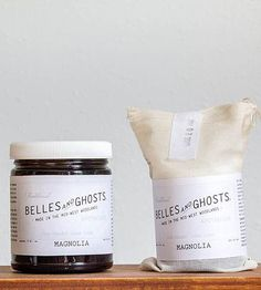 Vegan Magnolia Sugar Scrub | Women's Beauty | Belles & Ghosts | Scoutmob Shoppe | Product Detail
