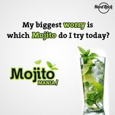 Mangoes are the most popular fruit in the world. We added our twist to it & prepared a juicy Bacardi Mango Mojito for you! #MojitoMania