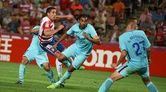 Tercer empate de un Granada que no termina de arrancar   Marca.com http://www.marca.com/futbol/segunda-division/2017/09/01/59a9c93eca4741702f8b45c8.html