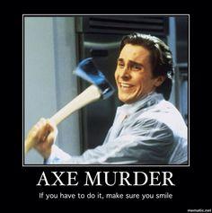 Axe Murder