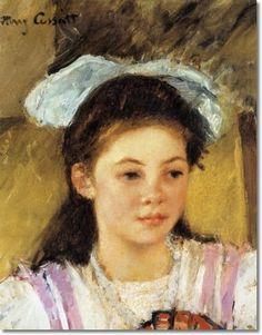 Mary Cassatt Most Famous Paintings   -art-paintings-prints-note-cards-by-mary-cassatt-ellen-mary-cassatt ...