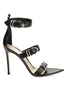 0f7617678f1 Women s Brown Metallic Strappy Stiletto Shoes