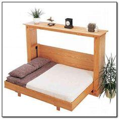side fold murphy bed - Google Search