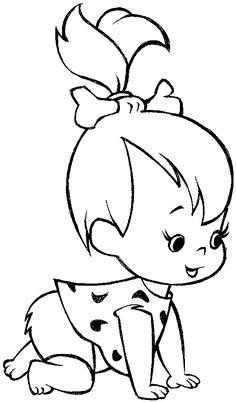 how to draw pebbles flintstone step by step How to Draw Pebbles from The Flinstones with Easy Step by Step Drawing how to draw pebbles flintstone step by step How to Draw Pebbles from The Flinstones with Easy Step by Step Drawing Lola Le Belle nbsp hellip Easy Pencil Drawings, Easy Cartoon Drawings, Art Drawings Sketches Simple, Cute Drawings, Easy Disney Drawings, Easy To Draw Cartoons, Cartoon Pencil Drawing, Cartoon Drawing For Kids, Pencil Drawing Images