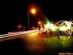 Long exposure light writing Exposure Lights, Long Exposure, Light Writing, Digital Camera, Photography, Photograph, Digital Camo, Fotografie, Digital Cameras