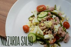 FOODIE FRIDAY: Nizzarda Salad