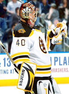 Tuukka Rask • Boston Bruins