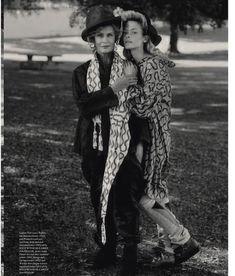 Lauren & Jaime (Love Magazine)