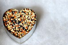 This one is a more direct link to the project.  Birdseed Hearts