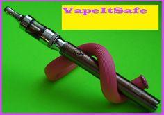 Vape Protector Ecig Wrap - Vape Charm - MOD Wrap Protection #VapeItSafe by VapeItSafe on Etsy