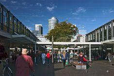 Winkelcentrum De Lijnbaan / Shopping Centre De Lijnbaan ( Van den Broek &…