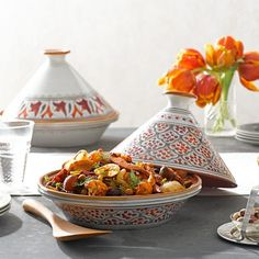 Make Williams Sonoma your source for gourmet foods and professional-quality cookware. Choose small kitchen appliances, cooking utensils and decor that match your cooking and entertaining style. Duck Recipes, Gourmet Recipes, Healthy Recipes, One Pot Dishes, Rice Dishes, Dining Ware, Eastern Cuisine, Middle Eastern Recipes, New Flavour