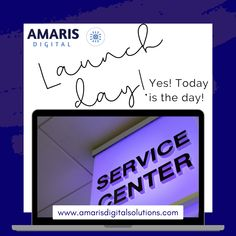 We welcome you all to visit our website at www.amarisdigital solutions.com, as we have unveiled our services officially today. Our services include : 1.DIGITAL MARKETING 2.MEDIA CREATION 3.WEBSITE DESIGN 4.SOFTWARE DEVELOPMENT 5.CORPORATE BRANDING For more info contact us on +254700005455 Corporate Branding, Software Development, Digital Marketing, Website, Day, Design, Brand Management