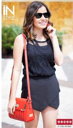 #FashionBySIMAN & Stylish Everywhere: Un like por todos los que disfrutan los días soleados luciendo un outfit elegante, diferente y a la moda.
