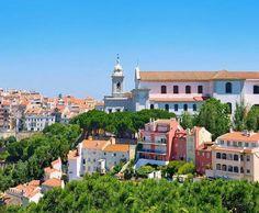 Lisboa é linda