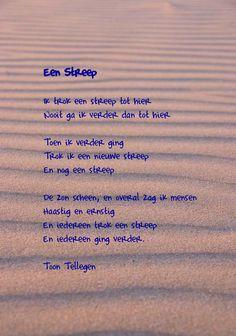 gedicht toon tellegen - Google zoeken