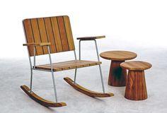 deesawat teakwood outdoor furniture designboom